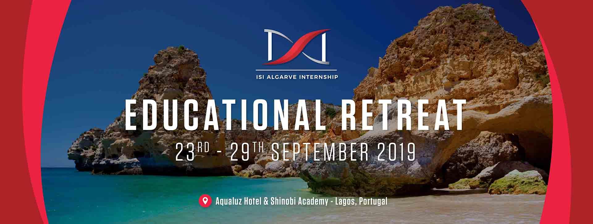 ISI Algarve Educational Retreat